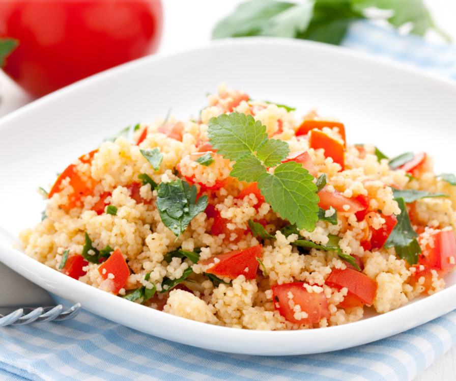 You are here: Home / Recipes / Spring Vegetable & Couscous Salad